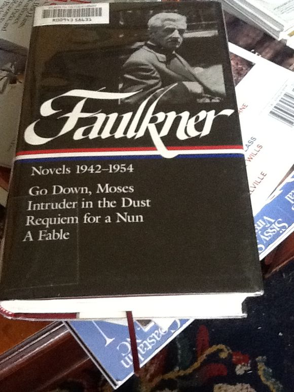 "Faulkner's ""Intruder in the Dust"" shows sad decline"