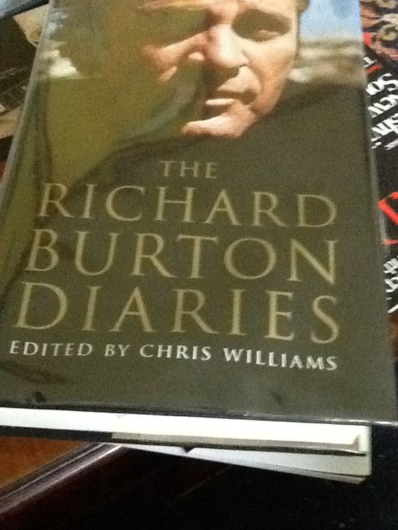 Richard Burton's Diaries