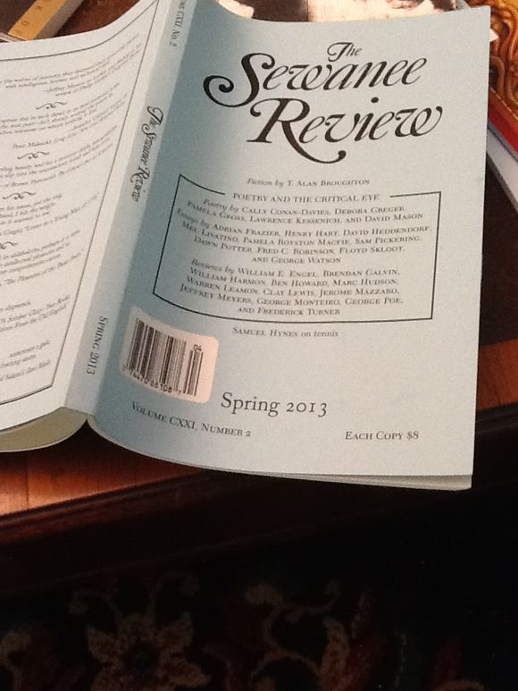 Hail to the Sewanee Review